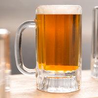 Libbey 5018 14 oz. Paneled Mug - 12/Case