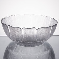 Arcoroc 06626 112 oz. Fleur Glass Bowl by Arc Cardinal - 6/Case