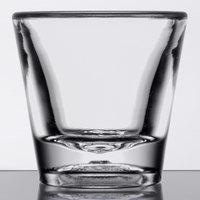 GET SW-1425 (SW1425) 1 oz. Customizable SAN Plastic Shot Glass - 24/Case