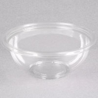 Sabert 12012A500 FreshPack 12 oz. Clear PET Round Bowl - 500/Case