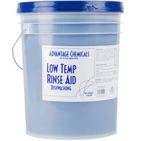 Advantage Chemicals 5 gallon / 640 oz. Low Temperature Dish Washing Machine Rinse Aid