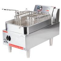 Countertop Materials Commercial : Star Max 515EF 15 lb. Commercial Countertop Deep Fryer 208/240V