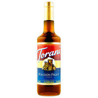 Torani 750 mL Passion Fruit Flavoring Syrup