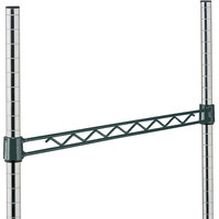Metro H130-DSG Smoked Glass Hanger Rail 30 inch