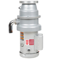 Hobart FD4/50-3 Commercial Garbage Disposer with Short Upper Housing - 1/2 hp, 120/208-240V