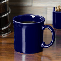 Homer Laughlin 570105 Fiesta Cobalt Blue 12 oz. China Java Mug - 12/Case