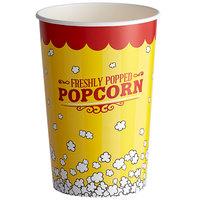 Carnival King 64 oz. Popcorn Bucket - 45/Pack