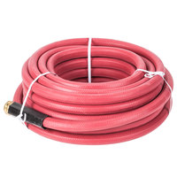 Notrax T43S5050RD 50' Red Commercial Hot Water Hose