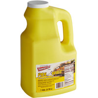 Pan Whiz Zero Trans Fat 1 Gallon Liquid Butter Alternative - 3/Case
