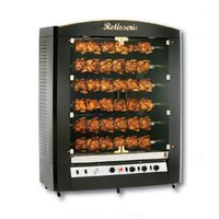 Alto-Shaam AR-6G Natural Gas Rotisserie with 6 Skewers - 195,000 BTU