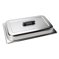 Choice Full Size Solid Dome Steam Table / Hotel Pan Cover