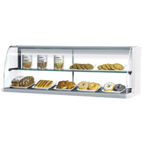 Turbo Air TOMD-30-H 28 inch Top Dry Display Case - White