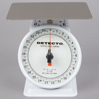 Cardinal Detecto PT-25R Top Loading Rotating Dial Scale