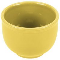 Homer Laughlin 098320 Fiesta Sunflower 18 oz. Jumbo Bowl - 12/Case