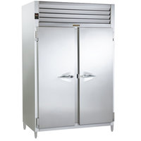 Traulsen AHT226WUT-FHS 40.8 Cu. Ft. Two Section Solid Door Shallow Depth Reach In Refrigerator - Specification Line
