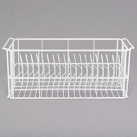 10 Strawberry Street SLD20 20 Compartment Catering Plate Rack for Salad Plates up to 7 1/2 inch - Wash, Store, Transport