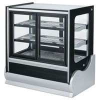 Vollrath 40886 36 inch Cubed Refrigerated Countertop Display Cabinet with Front Access