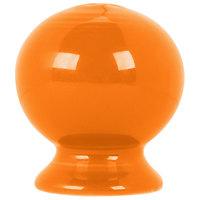 Homer Laughlin 750325 Fiesta Tangerine Salt Shaker - 12/Case