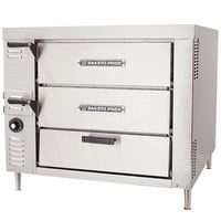 Bakers Pride GP-51 Natural Gas Countertop Oven - 40,000 BTU