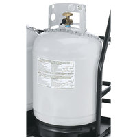 Crown Verity CYL-30 30 lb. Vertical Propane Tank
