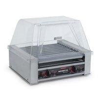 Nemco 8018-220 Hot Dog Roller Grill - 18 Hot Dog Capacity (220V)