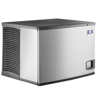 Manitowoc IY-0606A Indigo Series 30 inch Air Cooled Half Size Cube Ice Machine - 635 lb.