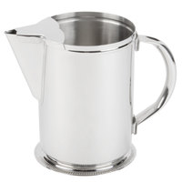 2 Qt. Stainless Steel Water Pitcher