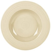 Homer Laughlin 462330 Fiesta Ivory 21 oz. Pasta Bowl - 12/Case