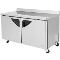 Turbo Air TWR-60SD Super Deluxe 60 inch Worktop Refrigerator