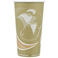 Eco Products EP-BRHC20-EW Evolution World PCF 20 oz. Paper Hot Cup - 50/Pack