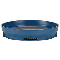 Cambro MDSCDB9497 Navy Blue Camduction Base - 12/Case