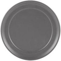 American Metalcraft HCTP8 8 inch Hard Coat Anodized Aluminum Wide Rim Pizza Pan