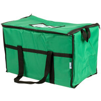 Choice Insulated Leak Proof Cooler Bag / Soft Cooler, Green Nylon