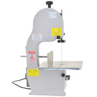 18 1/8 inch x 28 3/4 inch Tabletop Vertical Band Saw with 60 inch Blade - 1 1/10 hp, 110V