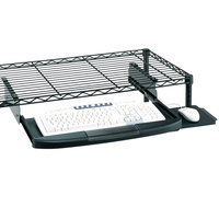 Metro CKS1522BL Keyboard Tray for Metro Wire Shelves