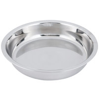 Choice 4 Qt. Deluxe Round Food Pan