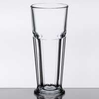 Libbey 15680 Gibraltar 12 oz. Footed Pilsner Glass - 24/Case