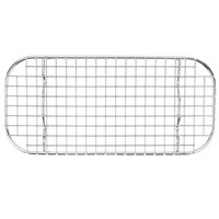 Vollrath 20328 Super Pan V 1/3 Size Stainless Steel Wire Cooling Rack / Pan Grate for Steam Table Pan