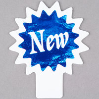 Deli Tag Topper - NEW - Ocean Blue