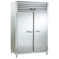 Traulsen RDT232WUT-FHS Stainless Steel 45 Cu. Ft. Two Section Reach In Refrigerator / Freezer - Specification Line