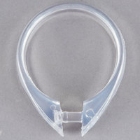 Shower Curtain Hook   - 144/Case