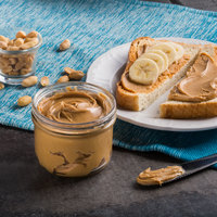 Bulk Smooth Peanut Butter 35 lb. Tub