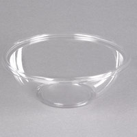 Sabert 12080A50 FreshPack 80 oz. Clear PETE Round Bowl - 50/Case
