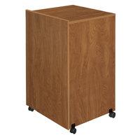 Oklahoma Sound 112-MO Lectern Base - Medium Oak Finish