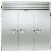 Traulsen ARI332LPUT-FHS 101 inch Solid Door Roll-Thru Refrigerator