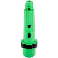 Unger NCAN0 ErgoTec 5 1/4 inch x 1 1/2 inch Green Locking Cone