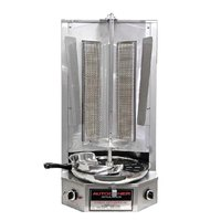 Optimal Automatics G-400 Autodoner Natural Gas 65 lb. Vertical Broiler