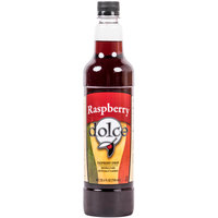Dolce Raspberry Coffee Flavoring / Fruit Syrup