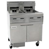Frymaster FPEL114-C 30 lb. Electric Floor Fryer - 208V, 3 Phase, 14 kW