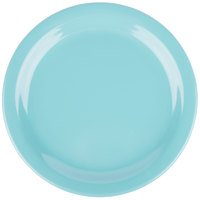 Carlisle 4385263 Turquoise Dayton 9 inch Melamine Plate - 48/Case